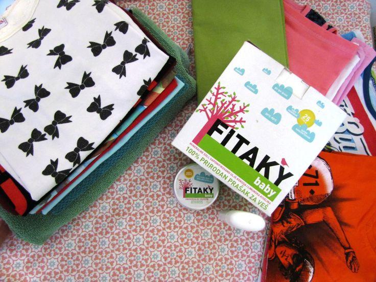 Fitaky, prirodni proizvodi za higijenu, recenzija - Fitaky, natural washing powder, great for baby skin and sensitive skin.