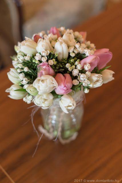 Vendulavirág Esküvőszervezés és dekoráció: Tavaszi  vintage esküvő