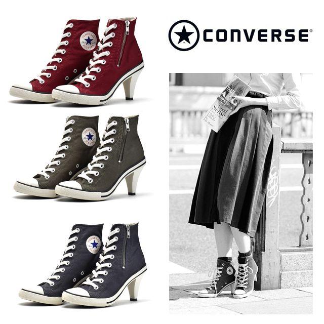 Converse heels, Converse