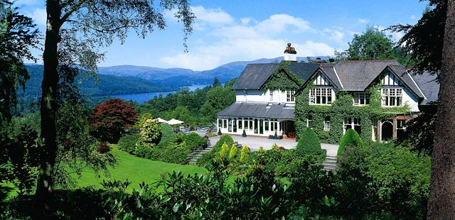 Linthwaite House Hotel — Lake District Boutique Hotels | Tablet Hotels