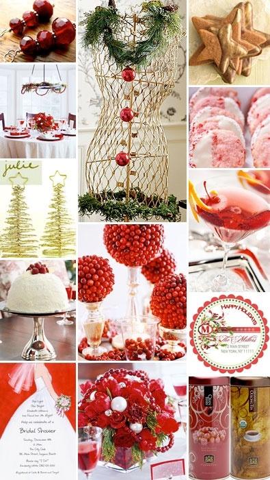 christmas bridal shower wedding inspiration boards pinterest bridal shower christmas bridal showers and shower