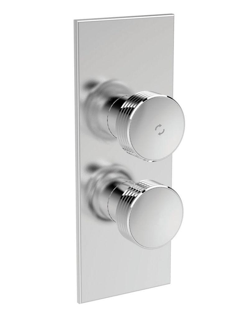 Mitigeur douche encastré avec inverseur à 2   F5609X6   FIMA - Carlo - hauteur robinet douche italienne