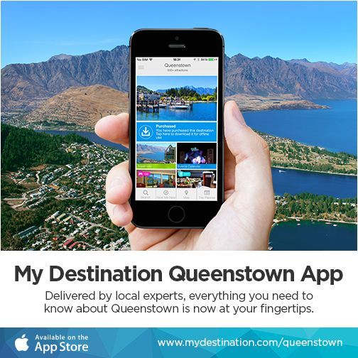 https://itunes.apple.com/app/id959980413 Tap into specialist local tips and keep up-to-date with what to see and do in #Queenstown - now available to download from the Apple App Store. #newzealand