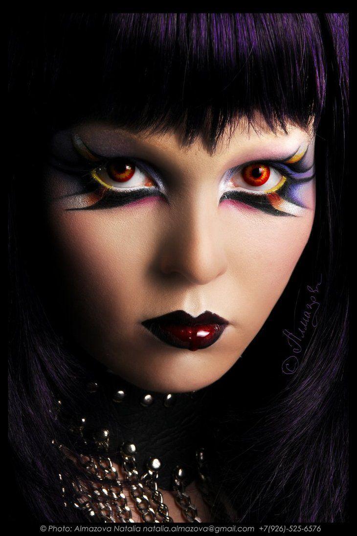 beautifu detail  Goth by po4ti-budda