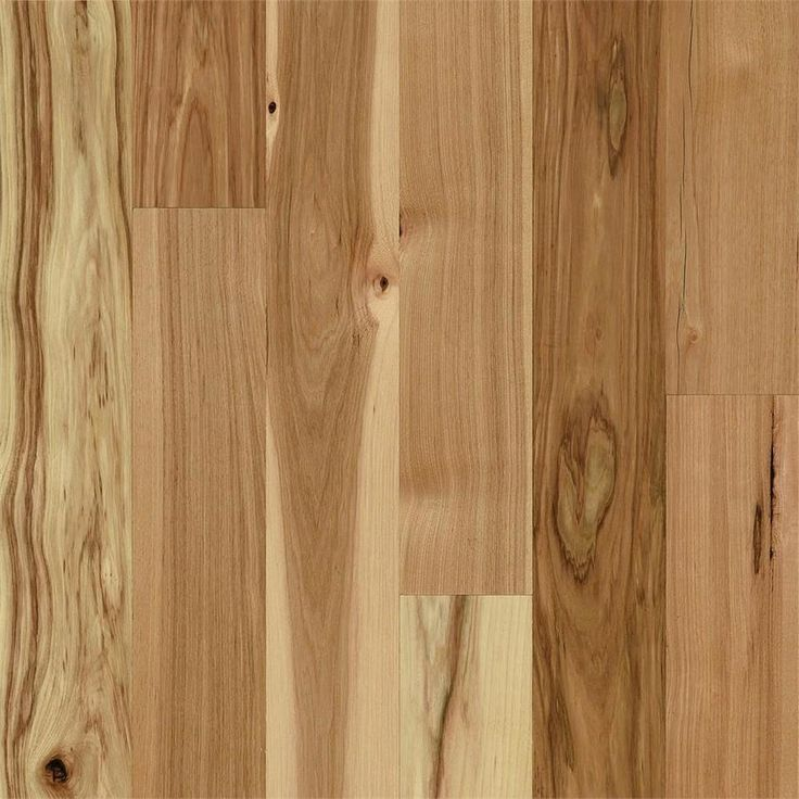 Bruce Hydropel 5In Natural Hickory Engineered Hardwood