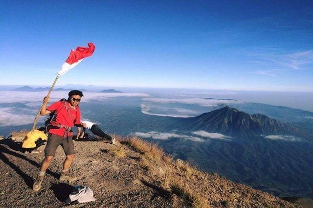 Mount Agung Tough Climbing - Sunrise