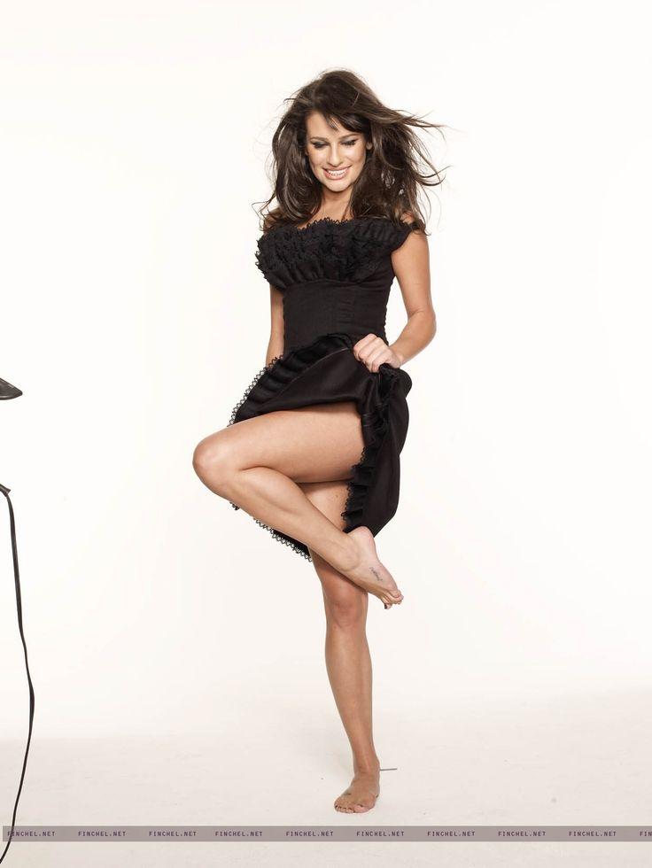 image Lea michelle sexy dance