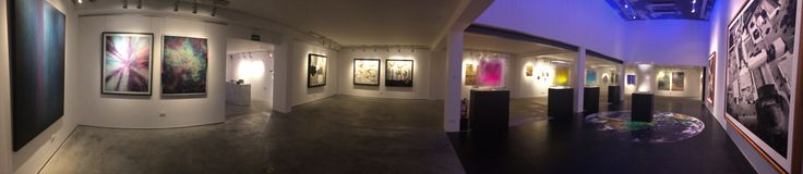 Exposición CIELO y TIERRA en IMPAKTO hasta el 08 de Agosto. IMPAKTO te espera!