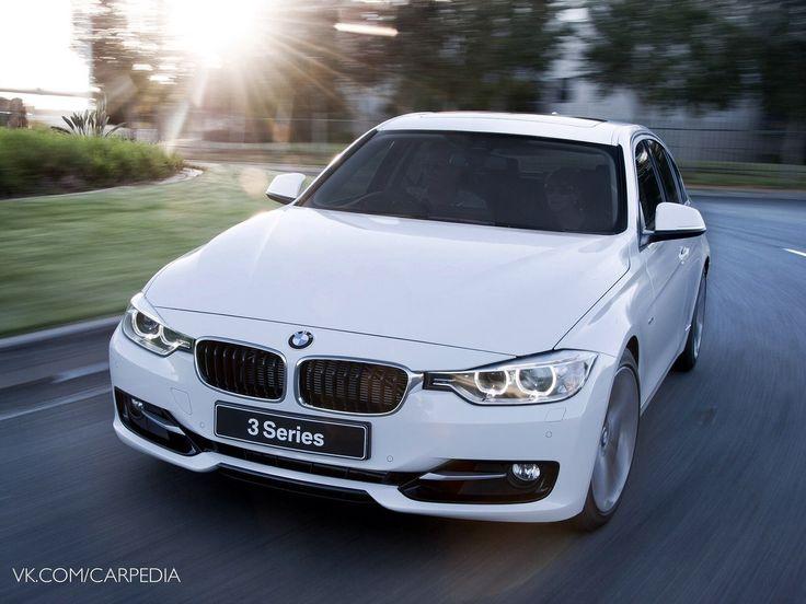 BMW 3 Series Sport Line (F30) '2012