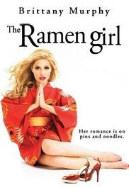 The Ramen Girl - An American woman is stranded in Tokyo after breaking up with her boyfriend. Searching for direction in life, she trains to be a ramen chef under a tyrannical Japanese master.