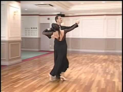 Basic Foxtrot Demo by Mirko & Alessia  4 Time World Champs  Did a workshop…