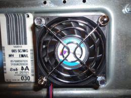 how to fix loud fan onlaptop