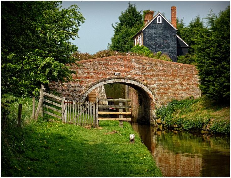 Somerton deep lock Oxford canal
