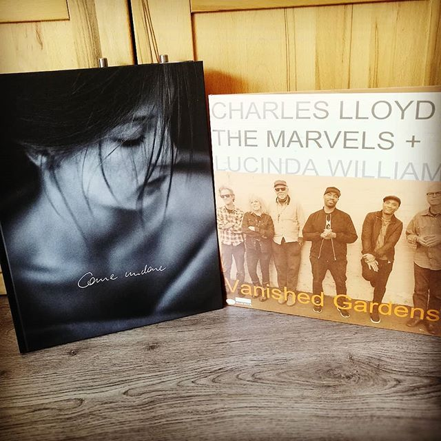 Charles Lloyd And The Marvels Lucinda Williams Vanished Gardens