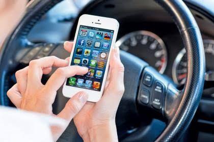 Senior Superintendent of Traffic City Srinagar Tahir Saleem today said that the license of those found using their mobile phones while driving in srinagar