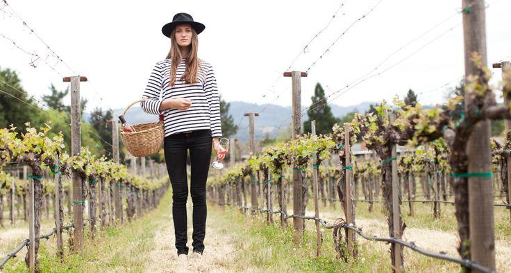 Michèle Makes Wine | Garance Doré