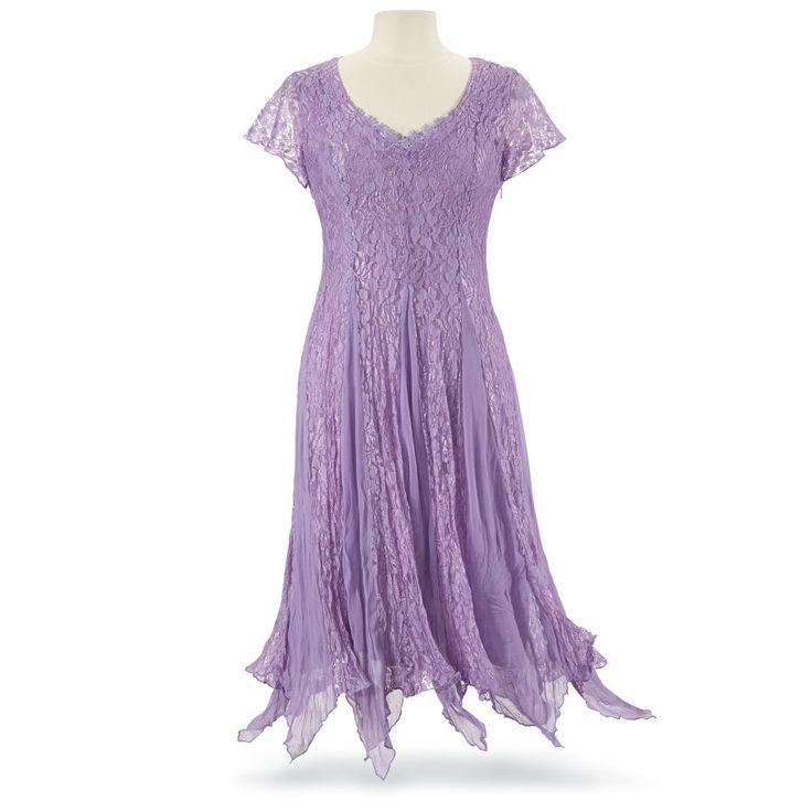 89.95 Lavender Lace Dress - Women's Clothing & Symbolic Jewelry – Sexy, Fantasy, Romantic Fashions