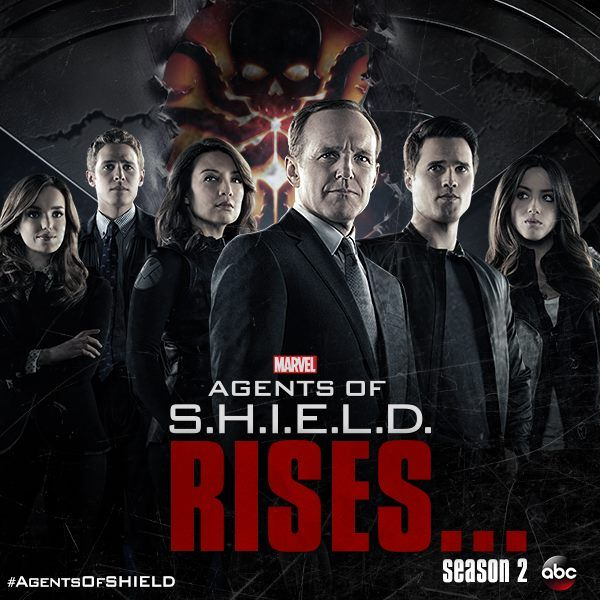Take that, Hydra! The Agents will be back for a second season of Marvel's #AgentsofSHIELD #StandWithSHIELD