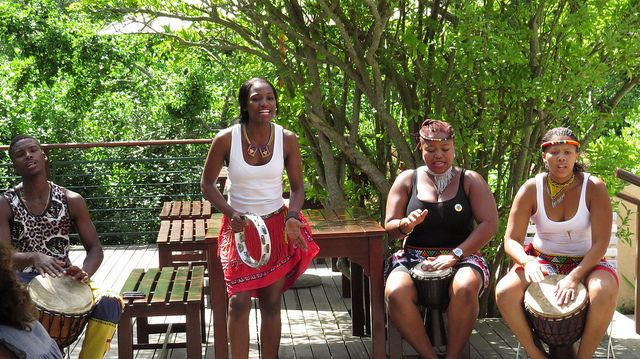 Entertainment at Moyo's in Kirstenbosch Gardens For Cape Town Social Media Consultant7 | Flickr - Photo Sharing!