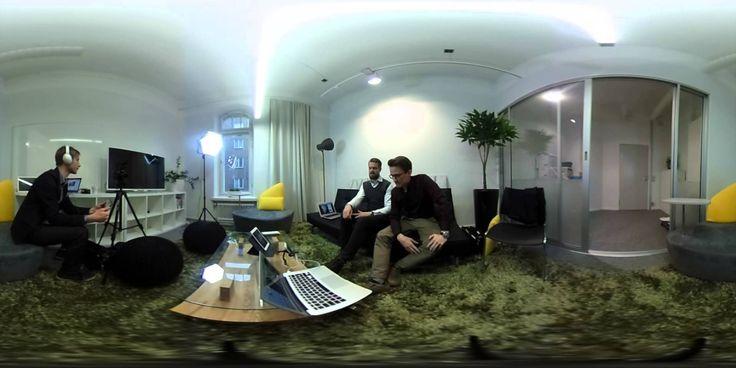 #Somenkieliset uutiset 360: Facebook Live ja Periscope