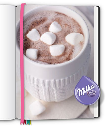 Tassimo - Spiced Cadbury Hot Chocolate with Marshmallows ... Perfect for winter :)
