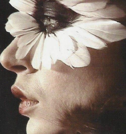 John Galliano, Face, Galliano Fall, Christian Dior, Makeup Artists, Beautiful, Flower Eye, Inga Savit, Fall Winter