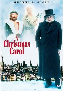 George C. Scott is my favorite Scrooge. A holiday favorite: Charles Dickens' a Christmas Carol
