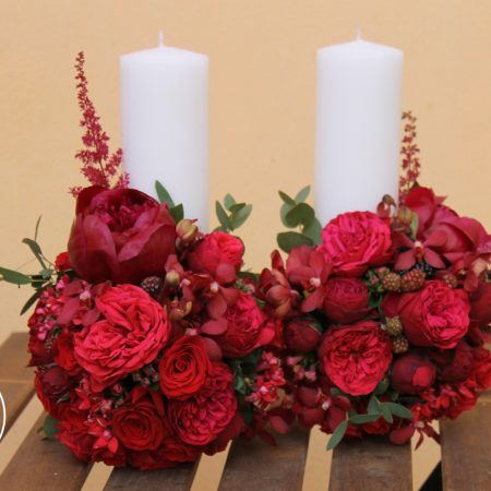 Marsala and Burgundy our passion