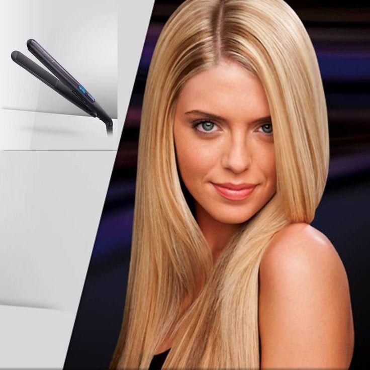 Piastra per capelli Remington Sleek & Curl