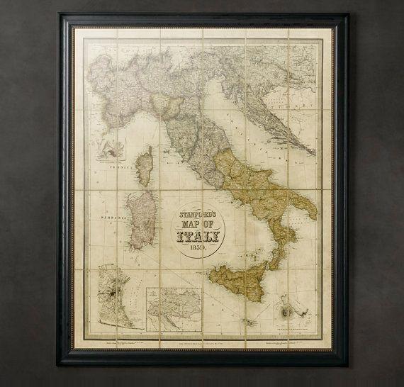 Best Th C English Armorial Engravings Images On Pinterest - Restoration hardware paris map