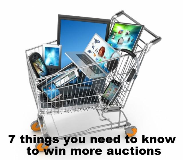 7 things you need to know to win more auctions on QuiBids