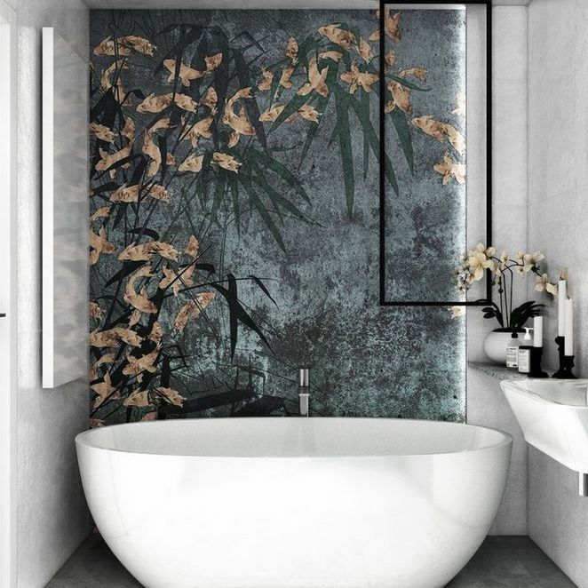 32 How To Choose Modern Bathroom Design With Stylish Accessories Homemisuwur Concrete Bathroom Modern Bathroom Design Luxury Bathroom