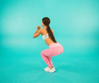 Even Jen Setler isn't a certified fitness trainer, she benefited of the exercises below that had helped her to sculpt one of the internet's most recognizable booties. Her Instagram is followed by more than 10.5 million people.