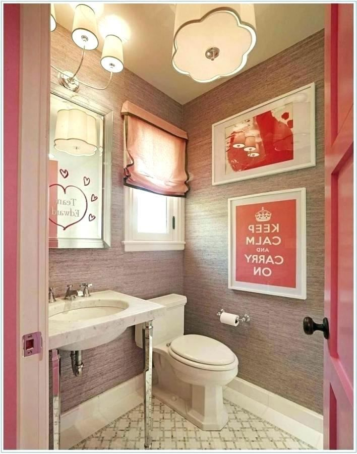 Old Pink Tile Bathroom Decorating Ideas In 2020 Bathroom Wall Decor Pink Bathroom Tiles Tile Bathroom