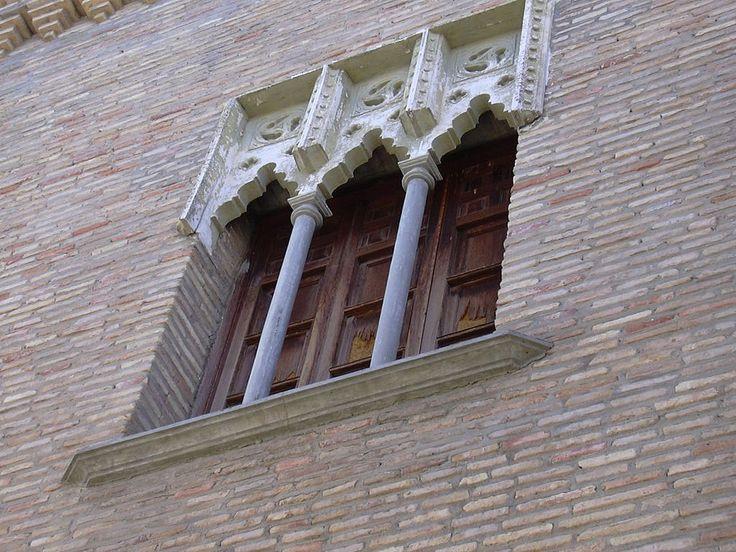 Zaragoza Borja - Casa de las Conchas -