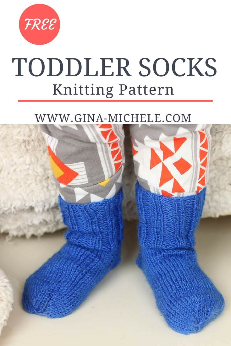 1259 best socks images on pinterest stricken ankle socks and free knitting pattern for these ribbed toddler socks bankloansurffo Gallery