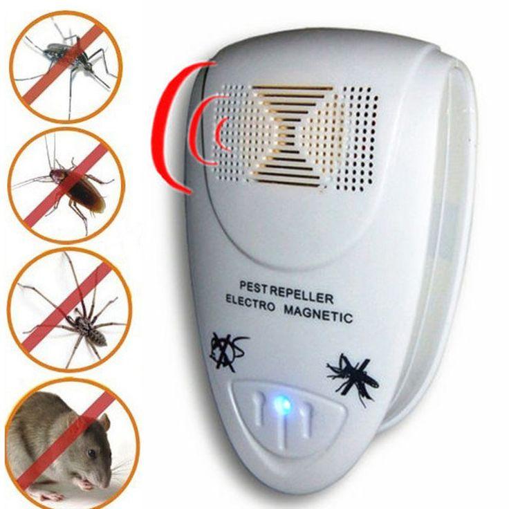 Les 9 meilleures images du tableau pest control sur pinterest anti moustiques lutte contre - Ultrason anti moustique ...