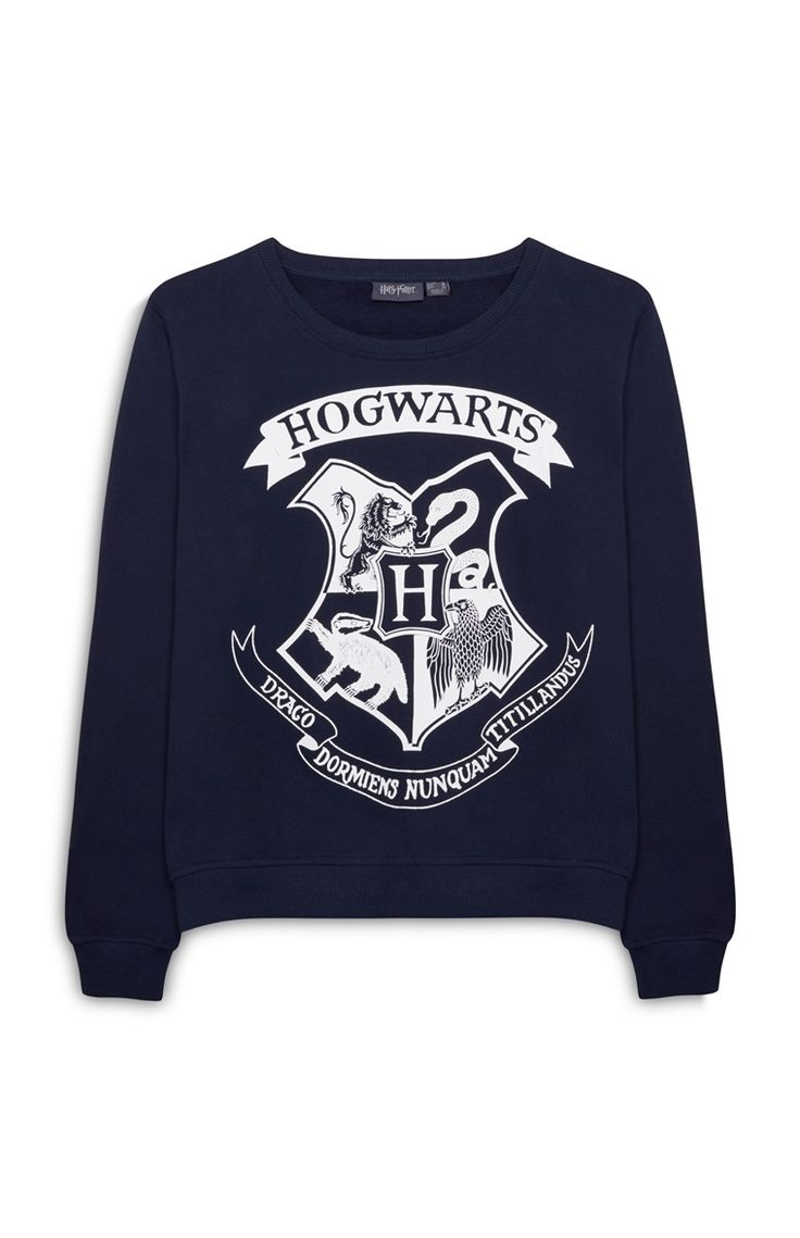 Primark - Sweat Harry Potter Hogwarts