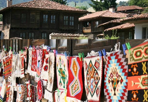 Bulgarian kilims