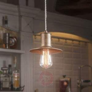 Lámpara colgante Nio con diseño industrial, funcional y rústico. Ref.: 4011727. Puedes encontrar esta lámpara industrial en la tienda online de Lampara.es.