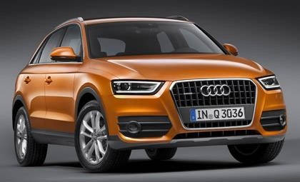 2012 Audi Q3  2011 Shanghai Auto Show   Audi introduces its small SUV in China.  Audia handsome entry into a highly competitive segment that includes the has chosen to introduce its 2012 Q3 a new compact SUV that puts an emphasis on luxury and on-road dynamics during this year's Shanghai Auto Show. Priced and sized one notch below the German automaker's existing Q5 sport-utility the Q3 is a handsome entry into a highly competitive segment that includes the BMW X3 Mercedes-Benz GLK and Acura…