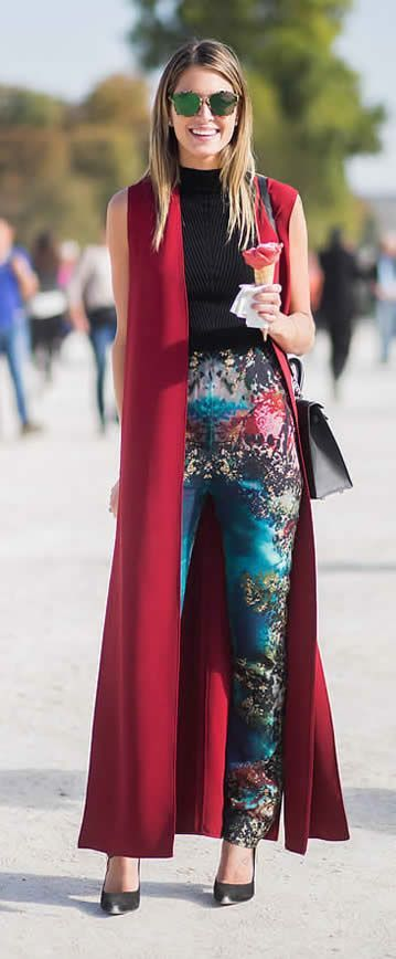 awesome TrendSetter - Paris Fashion Week... by http://www.globalfashionista.xyz/paris-fashion-weeks/trendsetter-paris-fashion-week/