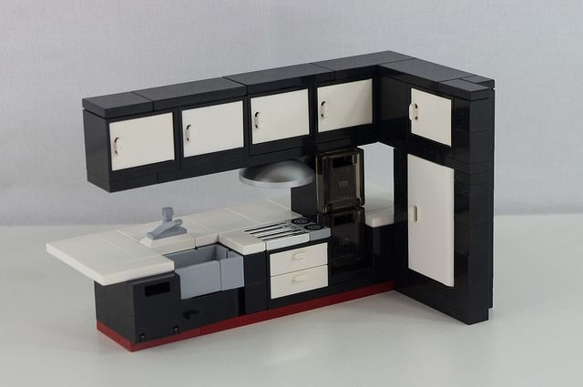 LEGO Kitchen | This is for my third beach house that is in p… | Flickr