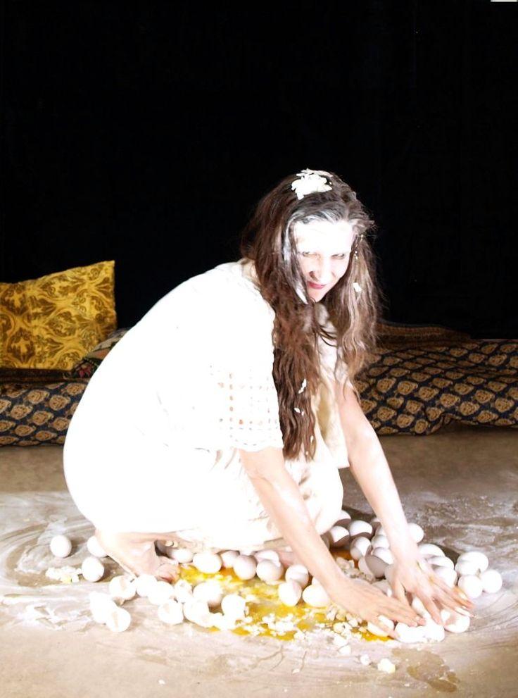 No more walking on the eggshells by Hanna Limberg and Petriina Karvonen