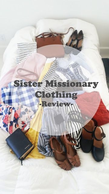 Missionary clothing stores