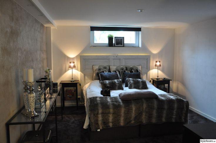 källare,sovrum,putsad vägg