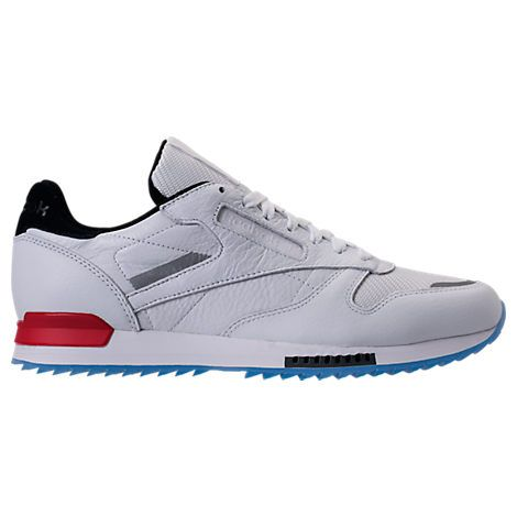 reebok men's classic leather ripple low bp casual shoes