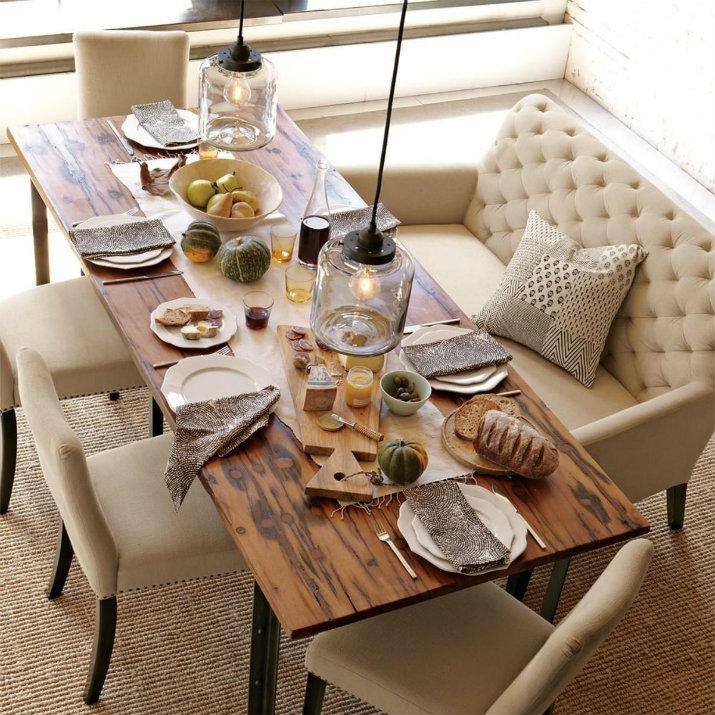 Des salles à manger conviviales. http://magasinsdeco.fr/des-salles-manger-conviviales/