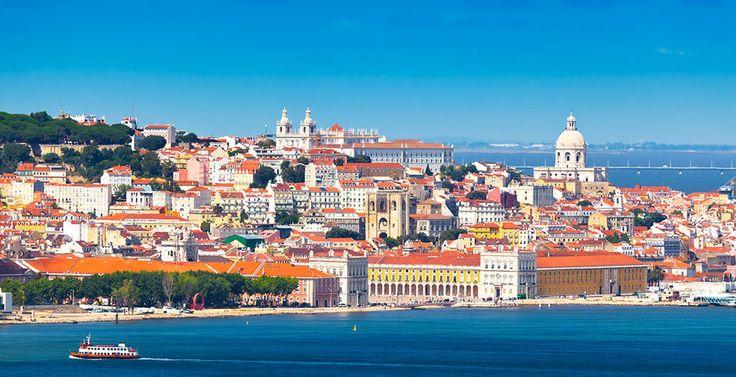 #Lisbonne 3j/2n en hôtel&spa + vols inclus dès 155€