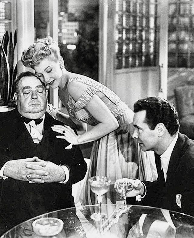 Eugene Pallette, Belita & Barry Sullivan - Suspense (1946) | Golden age of  hollywood, Hollywood actor, Old hollywood